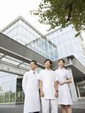 複数の大病院との提携で安心のバックボーン