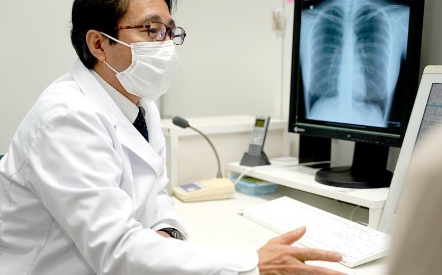 総合診療医と専門医により高水準の医療サービスを提供